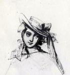 Retrato de dama limeña