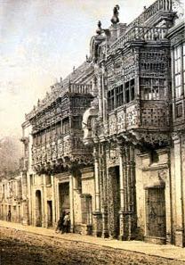 Calle de Torre Tagle. Lima-001