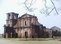 Reducción de San Miguel, actual territorio del Brasil