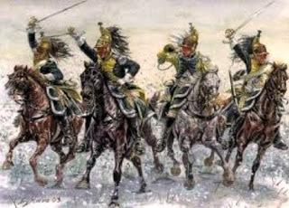 Coraceros de la Legión Extranjera