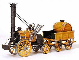 Locomotora Stephenson