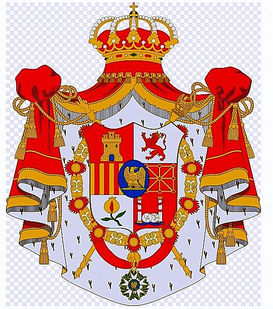 Armas de José I