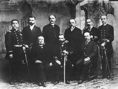 Junta de Iquique, 1891