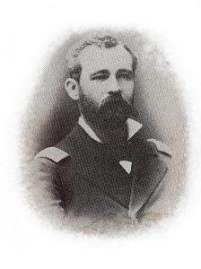Sgt° Mayor. H. Camus, 1891