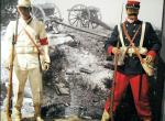 Uniformes de tropas rivales, Parlamentarios & Constitucionalistas