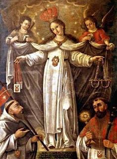 Virgen de las Mercedes, José Gil y Castro