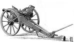 Cañon Krupp Mod. 1868