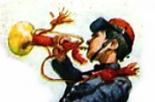 Carga de caballería en San Juan de Chorrillos -Edición