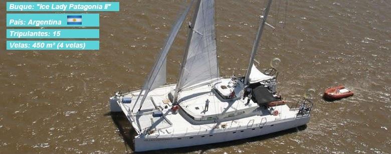 Catamarán Ici Lady