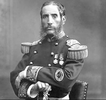Mariscal Andrés Avelino Cáceres Dorregaray (1833-1923)