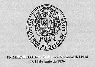 Biblioteca+Pública+de+Lima%2C+1836