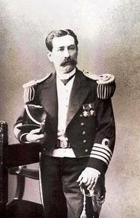 Capitán de fragata, José Sánchez Lagomarsino