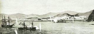 Combate de Arica, Manco Cápac contra Magallanes y Huáscar
