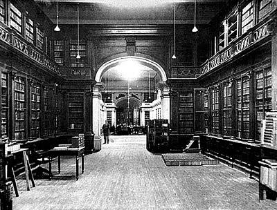 Dala de la Biblioteca Pública de Lima.1881-1941