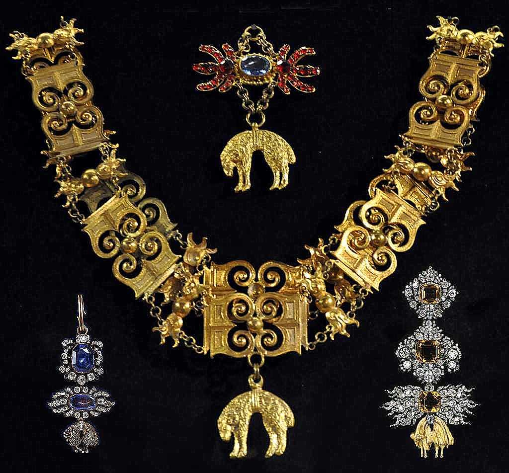 Insigne Orden del Toison de Oro