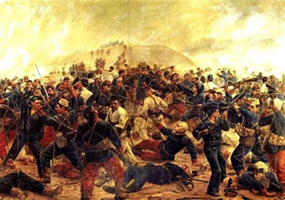 Asalto al Morro de Arica