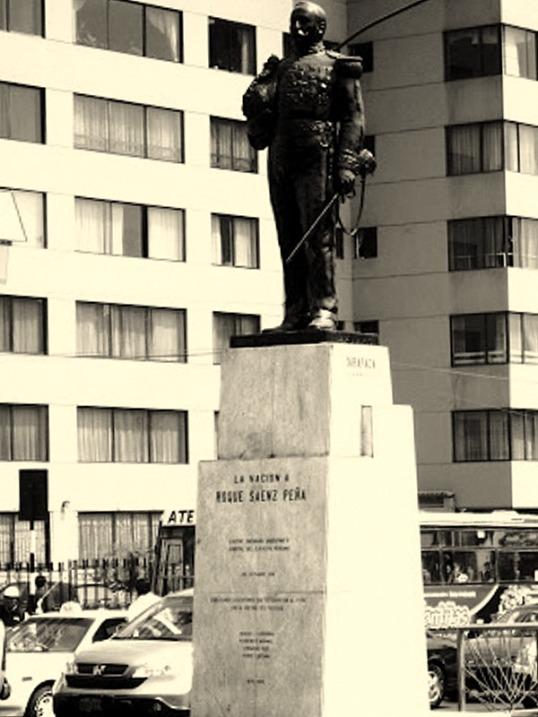 General Roque Saenz Peña