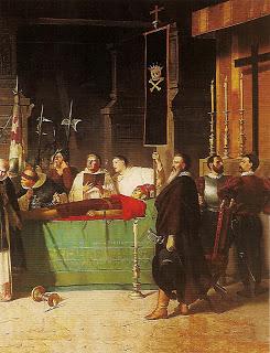 Pizarro y Aahualpa