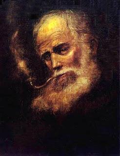 Retaro de Anciano. Luis Montero