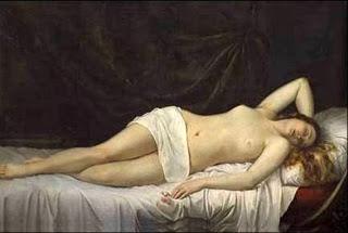Venus Dormida, L. Merino