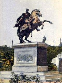 Bolívar, en Lima