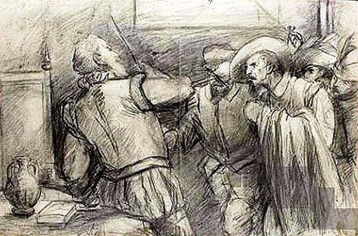 El asesinato de Pizarro