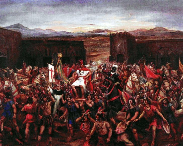 La_captura_de_Atahualpa_-_Juan_Lepiani