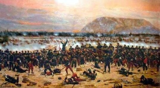 Miraflores, enero 15, 1881
