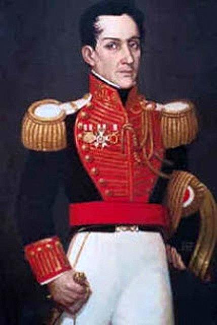Mariscal Domingo Nieto Marquez