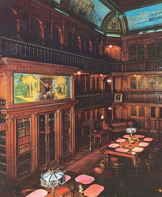 Archivo Toribio Medina. Sgo. Chile