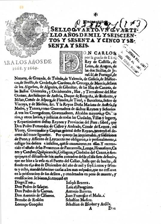 Lemos y Toribio Medina