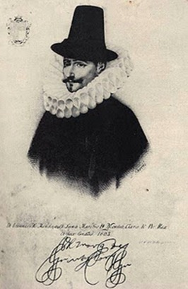 10virreydelPerí.DonGaspardeZúñigaAcevedoyFigueroa,condedeMonterrey.(1604-1606)