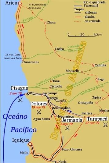 Tarapaca Campaign - Wikipedia