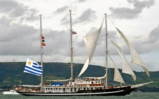 Capitán Miranda, Uruguay