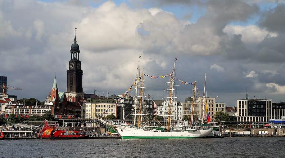 Gloria Colombia Hamburg