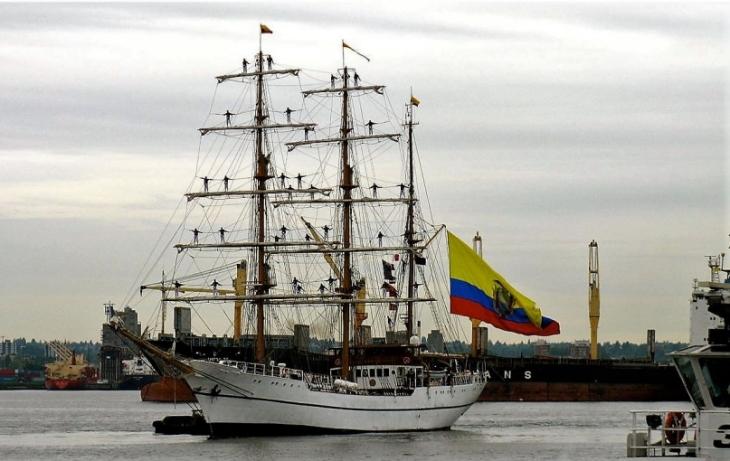 Guayas en Schweden 2008