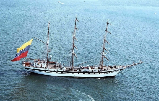 Simon Bolivar (ship)