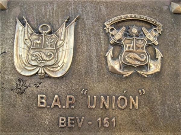 Unión. Escudos
