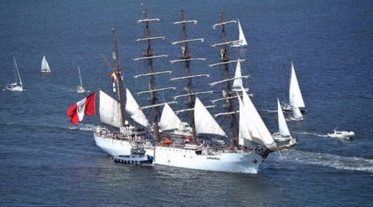 Unión ingresa en la Base Naval del Callao