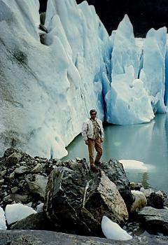 Glaciar Serrano, Pto. Toro, Patagonia chilena 1996. - copia